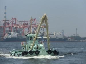 第20おおとり丸:揚錨船兼引船・押船